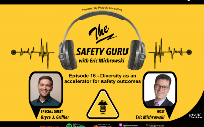 Diversity as an Accelerator for Safety Outcomes with Bryce Griffler
