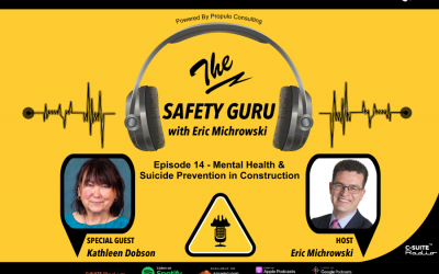 Mental Health & Suicide Prevention in Construction with Kathleen Dobson