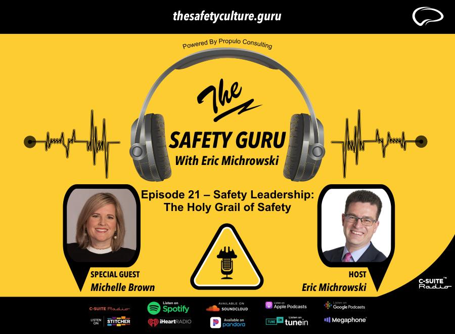 The Safety Guru_Michelle Brown