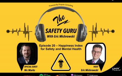 Happiness Index for Safety and Mental Health with Nick Marks