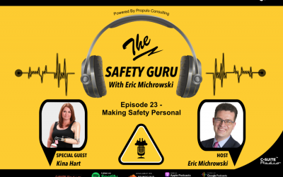 Making Safety Personal with Kina Hart