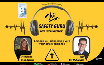 Connecting with your Safety Audience with Tricia Kagerer