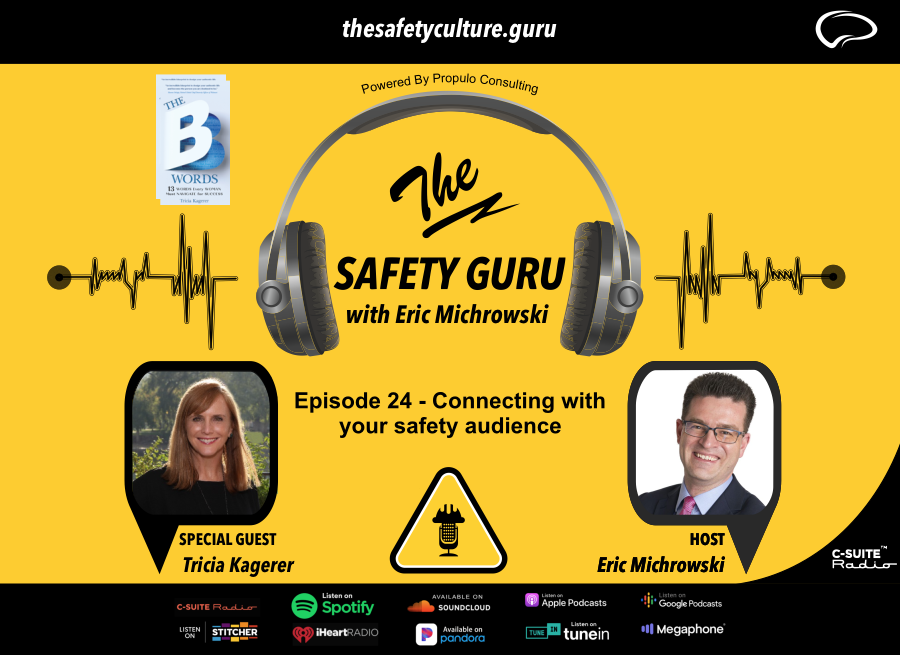 The Safety Guru with Tricia Kagerer
