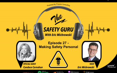 Making Safety Personal with Candace Carnahan