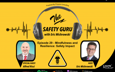 Mindfulness and Resilience: Safety Impact with Alfred Ricci