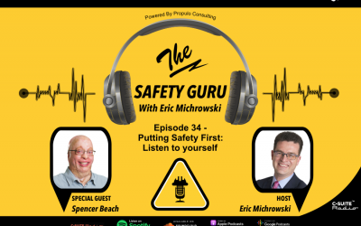 Putting Safety First: Listen to yourself with Spencer Beach