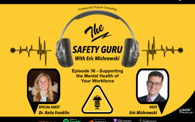 Supporting the Mental Health of Your Workforce with Dr. Keita Franklin