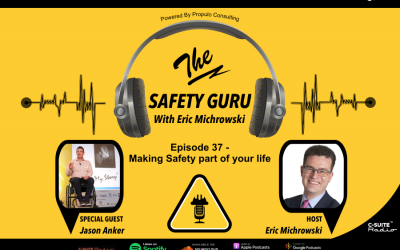 Making Safety part of your life with Jason Anker